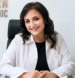 دكتور روان صعب | أخصائية الغدد الصماء